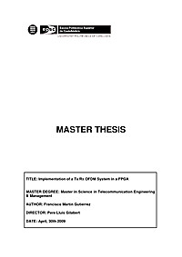 phd thesis on ofdm Increase in capacity of multiuser ofdm system using dynamic sub-channel allocation real time channel estimation for ofdm system with almouti stbc adaptive resource allocation in multiuser ofdm systems with proportional rate constraints capacity of.